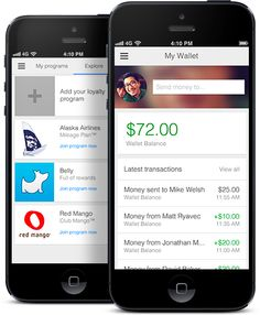 "Google Wallet, now on iPhone | Ars Technica. Along with ""Passbook"" for iOS, Google now has ""Wallet"" on the iPhone. the difference is wallet is mainly for money transactions, while Passbook is mainly for gift card and loyalty redemption."