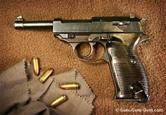 I have one of these on my wall too. One of, if not my favourite hand guns.
