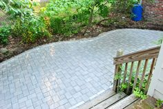 How To Build A Paver Patio: Itu0027s DONE   Patios, Paver Stone Patio And  Backyard
