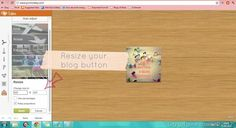 Making a Blog Button with Grab Box in PicMonkey