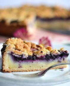 Hot Tea Recipes, Sweet Recipes, Dessert Sauces, Dessert Recipes, Desserts Homemade, Blueberry Crumble Cake, Sweet Bakery, Pudding Desserts, Holiday Desserts