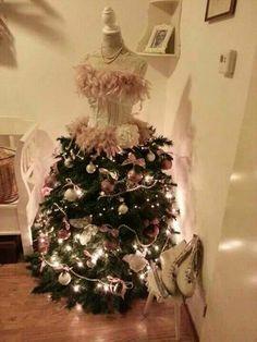 Christmas Tree Dress.