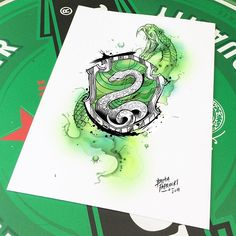 Arte Do Harry Potter, Snape Harry Potter, Harry Potter Halloween, Harry Potter Drawings, Harry Potter Tattoos, Harry Potter Fandom, Harry Potter World, Slytherin, Hogwarts
