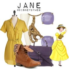 """""""Jane"""" by merstrawberries on Polyvore"""