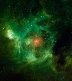Barnard 3 Nebula