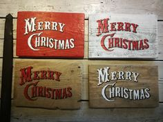 Wood Pallets, Wooden Signs, Merry, Projects, Christmas, Home Decor, Wooden Plaques, Log Projects, Xmas