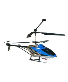 Look what I found on #zulily! Blue Gyro Remote Control Helicopter by Autotec #zulilyfinds