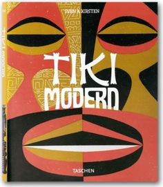 Taschen book about Tiki style & midcentury modernism colliding. Sign. Me. Up.