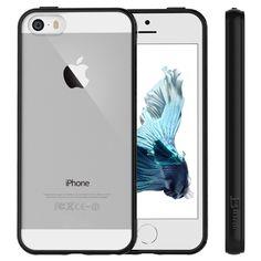 iPhone SE Case Bumper Clear Back