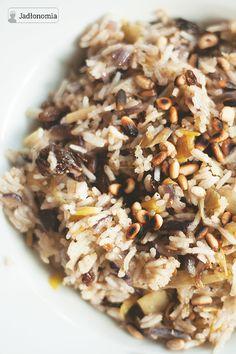 Ulubiony smażony ryż na zimę