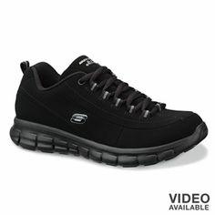 Skechers Elite Trend Setter Wide Athletic Shoes - Women