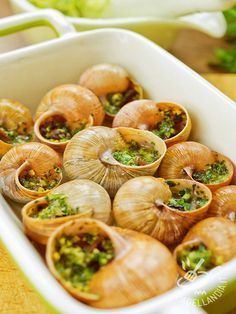 Finger Food Appetizers, Finger Foods, Appetizer Recipes, Snails Recipe, Genere, Sweet And Salty, Tapas, Seafood, Garlic