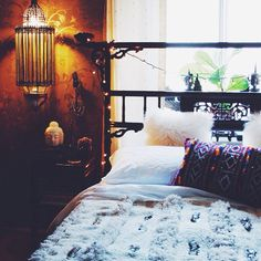 bohemian bedroom - photo by apartmentf15©