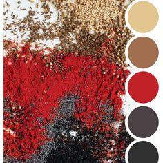 LEAF TONES - color palette | P▲STEL FEATHER STUDIO