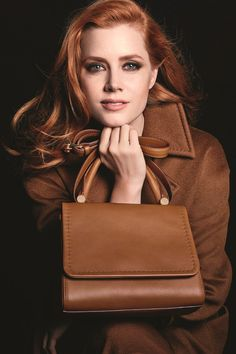 Amy Adams Bags Herself Max Mara's Hot Accessory Campaign