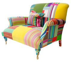 1000 Images About Striped Furniture Fabric On Pinterest
