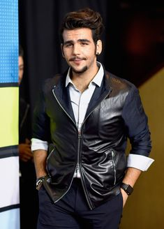 Ignazio Boschetto Photos: Telemundo's Latin American Music Awards 2015 - Press Room