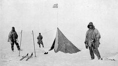 Amundsen erobert den Südpol--Die Geschichte der Polarforschung ist noch jung. Es ist noch nicht lange her, da waren Arktis und Antarktis nahezu unbekanntes Terrain. Begriffe, die uns heute geläufig sind – die Nordwest- oder die Nordpassage etwa – waren damals Mythen; niemand wusste, ob sie überhaupt existieren. Temperaturen von minus siebzig Grad, frostige Stürme und gefährliches Packeis machten es Seefahren jahrhundertelang unmöglich, in die geheimnisvollen Regionen vorzudringen. Doch die…