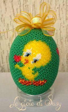Uovo con Titti
