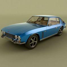 1968 Jensen Interceptor Classic Cars British, Classic Sports Cars, Classic Mini, Sexy Cars, Hot Cars, Jensen Interceptor, Bentley Car, Modified Cars, Custom Cars