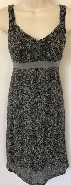 689759b08f Dakini Dress Size Medium Knit Cotton Summer Dress Racerback Lined Shelf Bra  c31  DAKINI