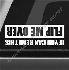 Pornstar WHITE Windshield Banner Sticker Decal Boost Jdm FREE SHIPPING
