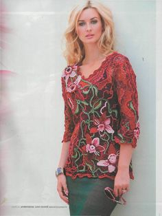 Butterfly Creaciones: Moa Fashion Magazine №580