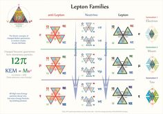 Tetryonics 08.10 - Lepton Families &  Generations