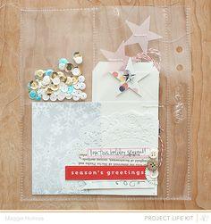 Greetings > Maggie Holmes Studio Calico Nov Kits