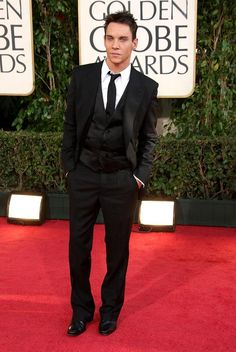 Jonathan Rhys Meyers, Red Carpet Golden Globes 2009