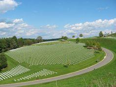 West Virginia National Cemetery - Grafton, West Virginia