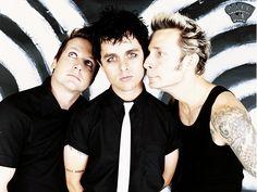 Green Day - Love the American Idiot album.