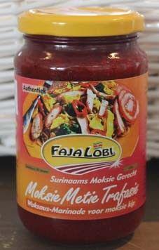 """2 Recipes with """"Faja Lobi Moksi Metie Trafasie"""""""