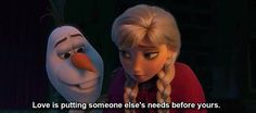 Anna and Olaf Frozen Frozen Film, Olaf Frozen, Best Movie Lines, Frozen 2013, What's True Love, Walt Disney Animation, Walt Disney Pictures, Walt Disney Studios, Classic Series