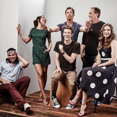 """Hahaha"" -us #SDCC #TheFlash #TheFlashSeason2"