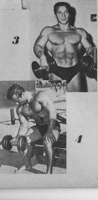 The Tight Tan Slacks of Dezso Ban: Stubborn Forearms - George Eiferman Training Exercises, Weight Training, Slacks, Old School, Bodybuilding, Fitness, Training Workouts, Workout Exercises, Dumbbell Workout