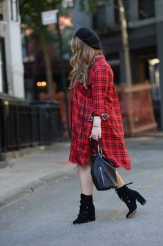 Editorial Edits | Mad For Plaid