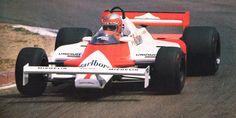 1981 McLaren MP4/1 - Ford (John Watson)