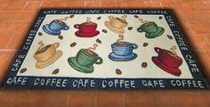 Coffee Kitchen Rug Kitchen Area Rugs, Coffee Cafe, Kaffee
