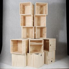 PLY MILK CRATES  Multipurpose ply crates. They fit vinyl, can be stacked into shelves, used as stools, fresh produce, camera gear etc