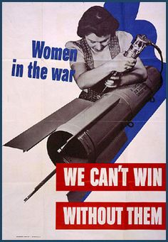 Repair Work is Vital to the War Effort 1940s WW2 Homefront Poster 20x28