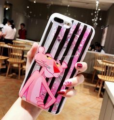 Girly Phone Cases, Iphone Cases Disney, Iphone 7 Plus Cases, Cell Phone Cases, Lisa Black Pink, Diy Headphones, Accessoires Iphone, Cool Cases, Iphone Wallet Case