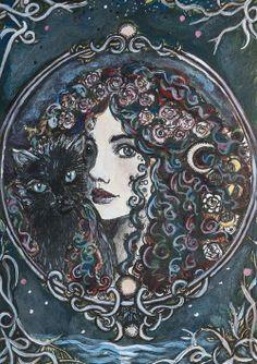 RosaLune by ArtbyLadyViktoria