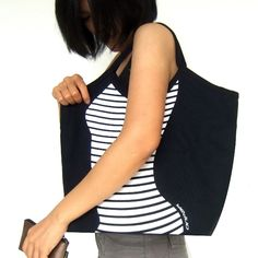 """This re-usable tote wins our award for """"Tote Bag With Best Sense of Humor."""""""