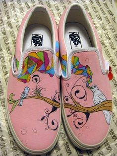 never wanted Vans before!