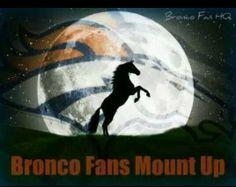 Mount up Denver!