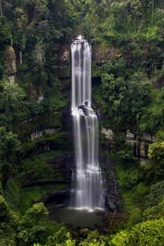 Vantawang Falls, Aizawl - India