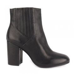 Ash Feeling ankle boots - chic and super comfortable!