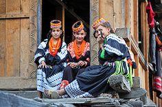 Children of Kalash | by Max Loxton
