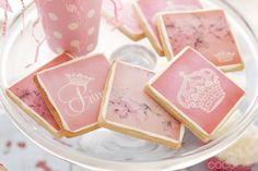 cake sugar design cookies